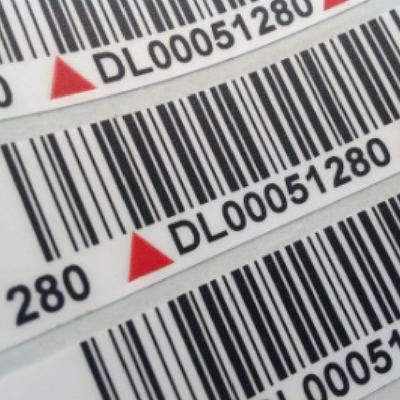 Tote Bin Labels